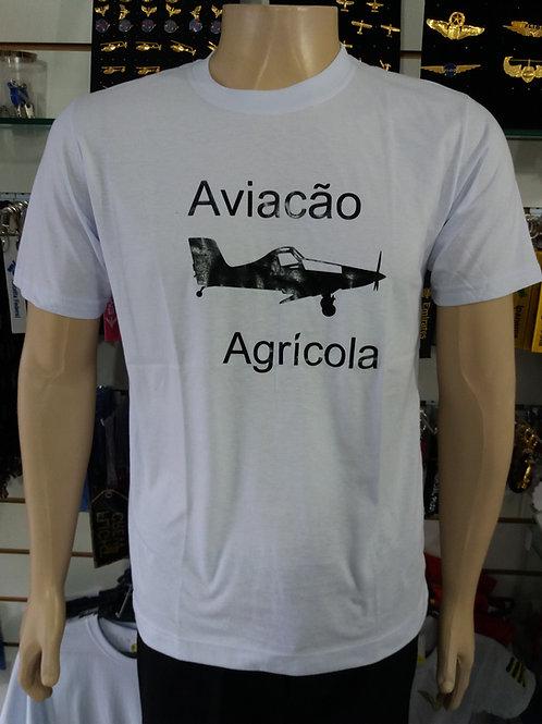 Camiseta Aviação Agrícola