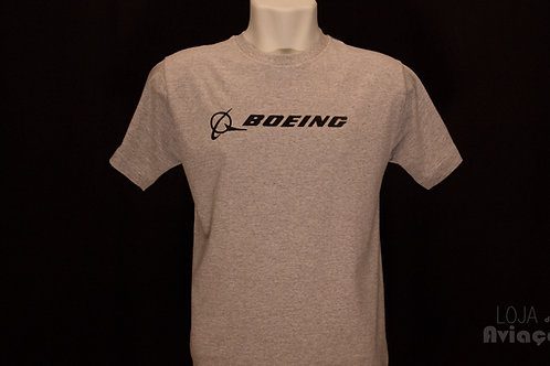 Camiseta Boeing Aviação