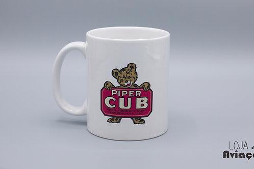 Caneca Piper Cub