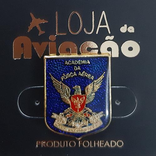 Pin AFA Academia da Força Aérea - Folheado a ouro