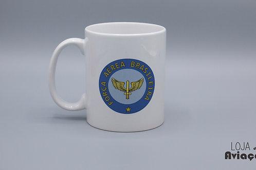 Caneca Força Aérea Brasileira