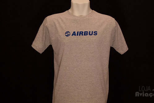 Camiseta Airbus Aviação
