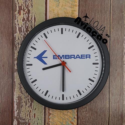 Relógio de parede Embraer