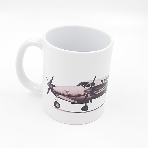 Caneca King Air