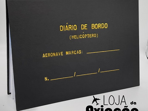 Diário de bordo Helicóptero - Modelo 2 - Ciclos 1 e Cliclos 2
