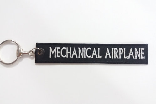 Chaveiro Mecânico de Aeronaves