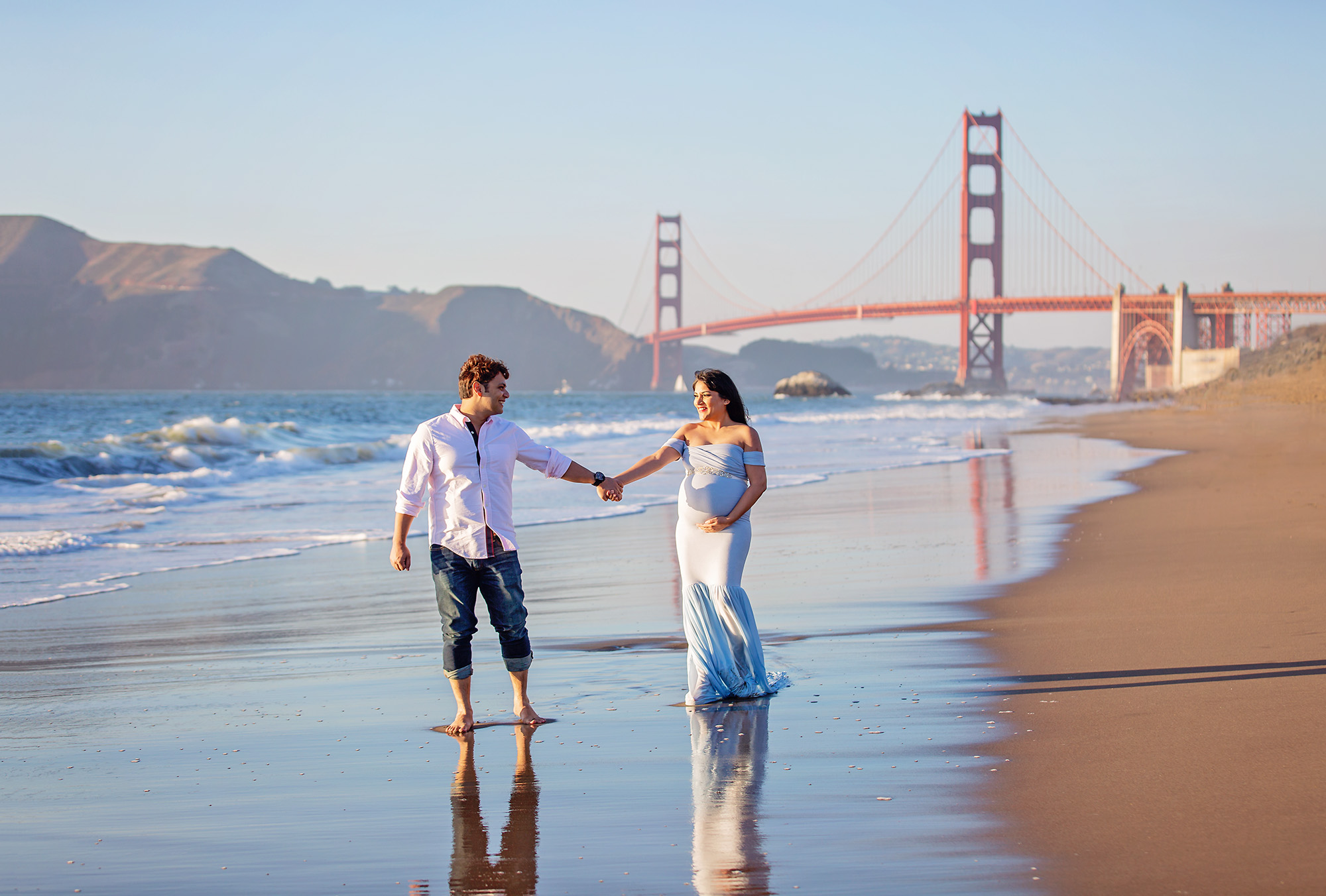 Maternity Photo Session in SF