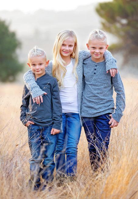 Family and kids photographer San Jose Ca