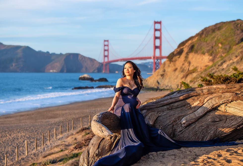 Maternity Photographer San Francisco
