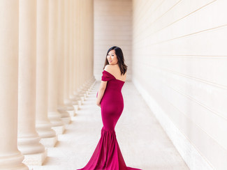 Stunning Maternity Photos Bay Area