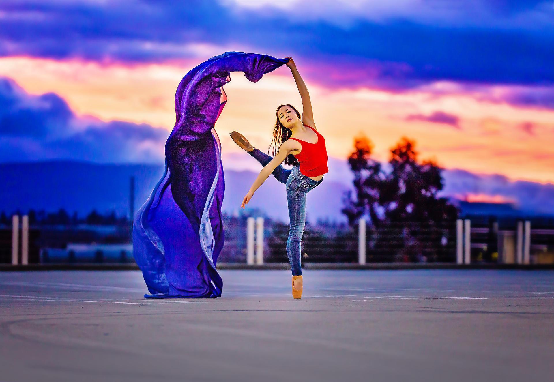 dance shoot San Jose