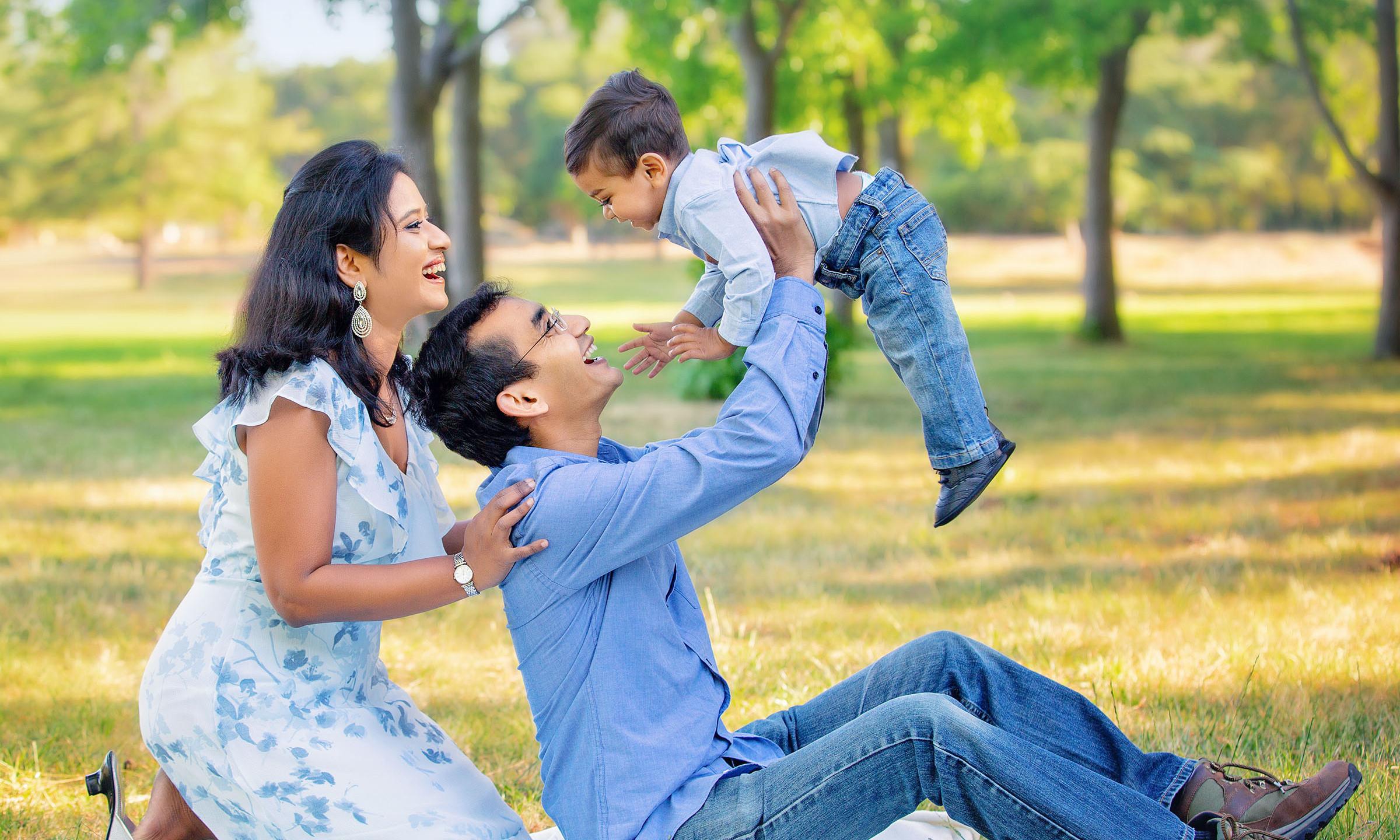 Family Photography San Jose