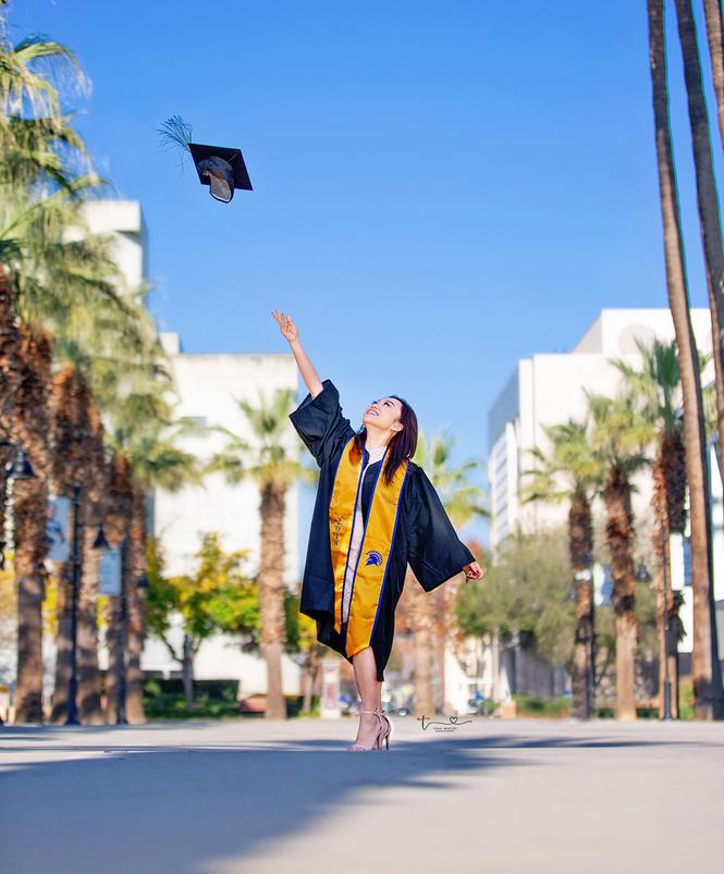 Graduation Photos San Jose