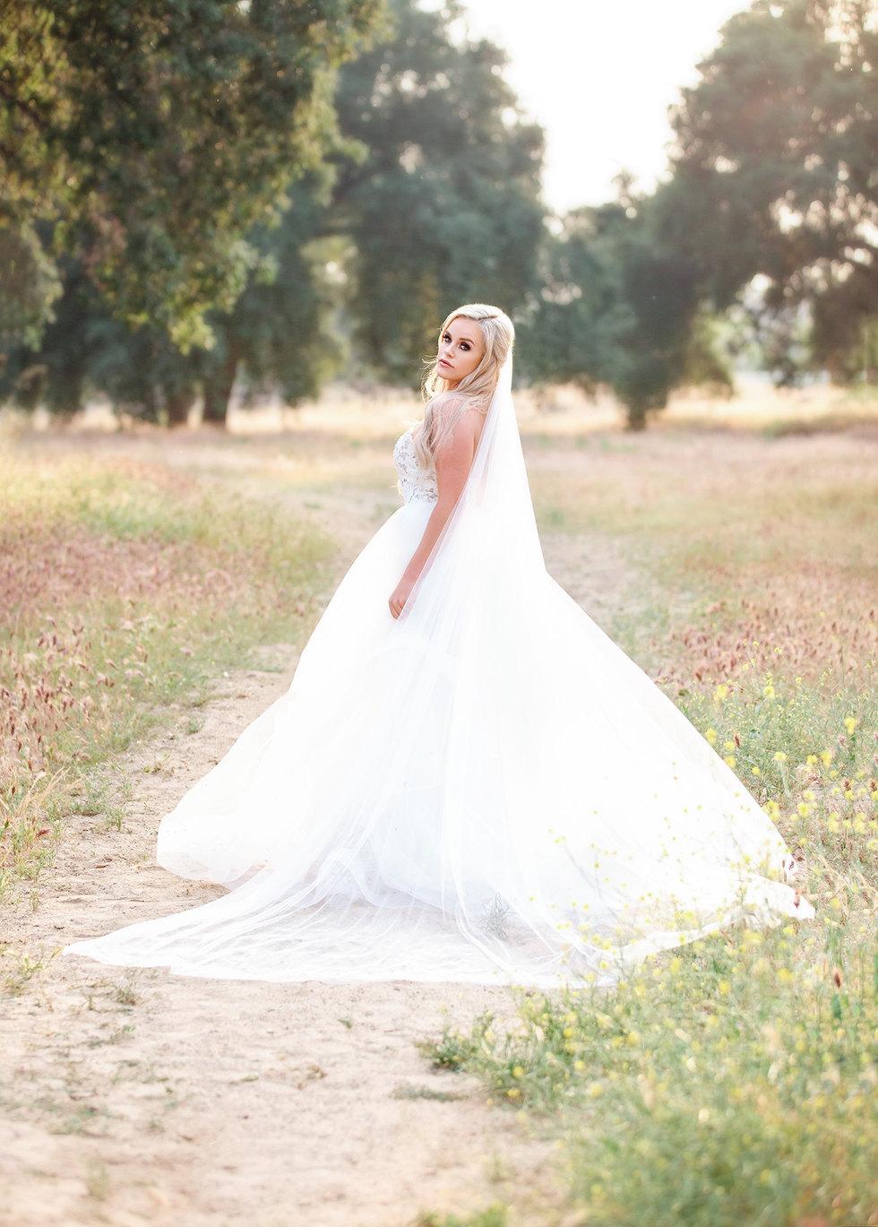 Bridal portrait San Jose