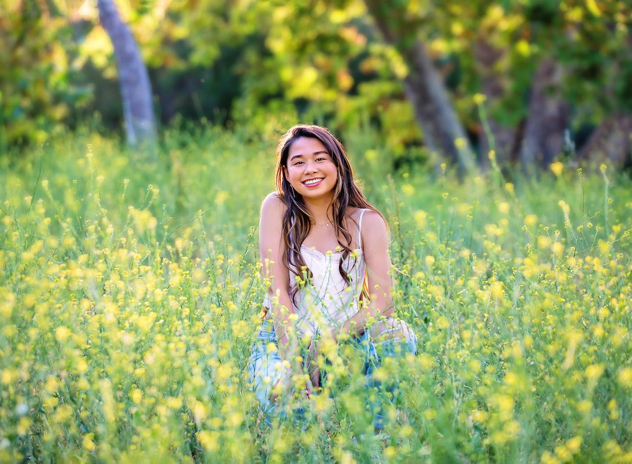 senior pictures San Jose