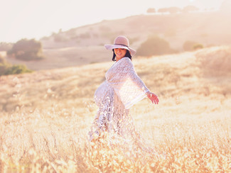 Maternity Boho Photo Sessions in the Bay Area, California