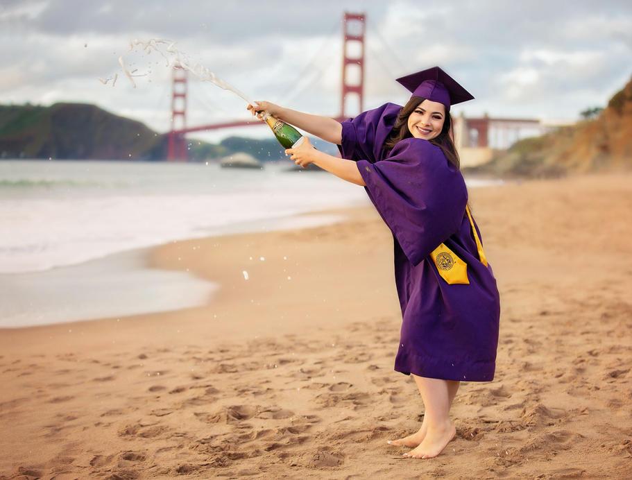 Graduation Photographer San Francisco