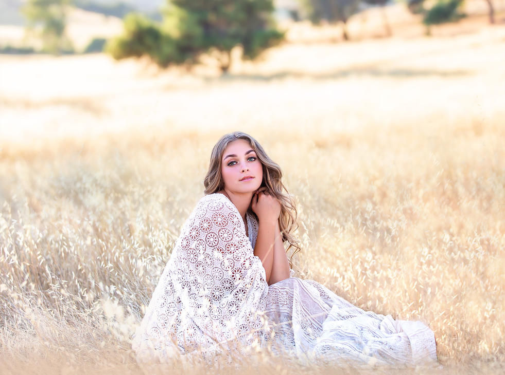 senior photography San Jose
