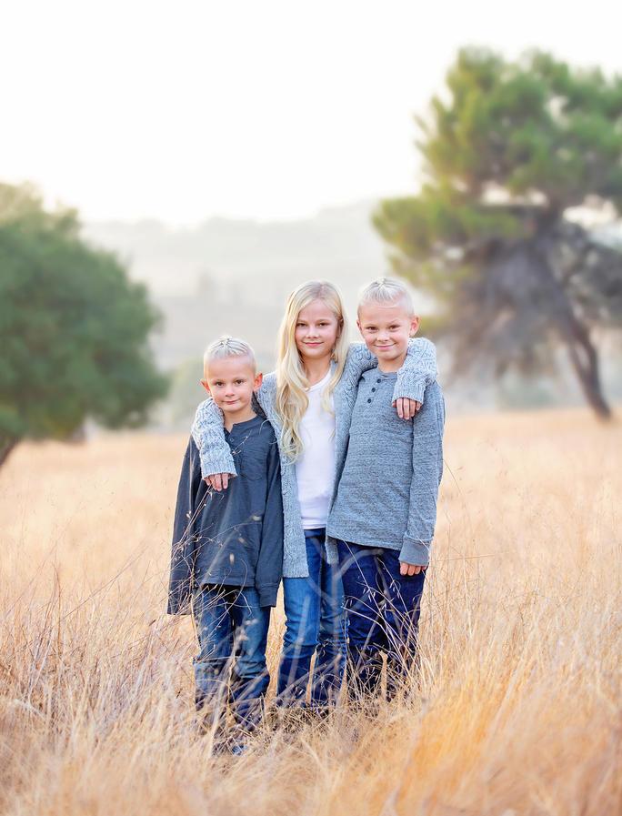 Family photos Santa Clara