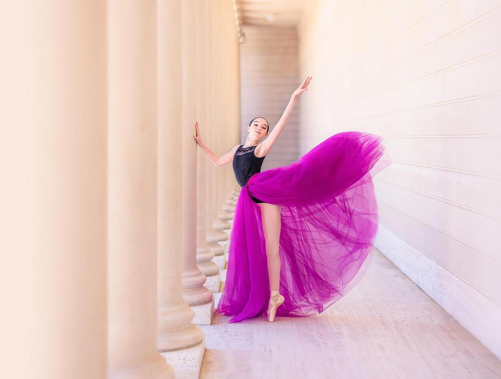 Dance photographer Bay Area