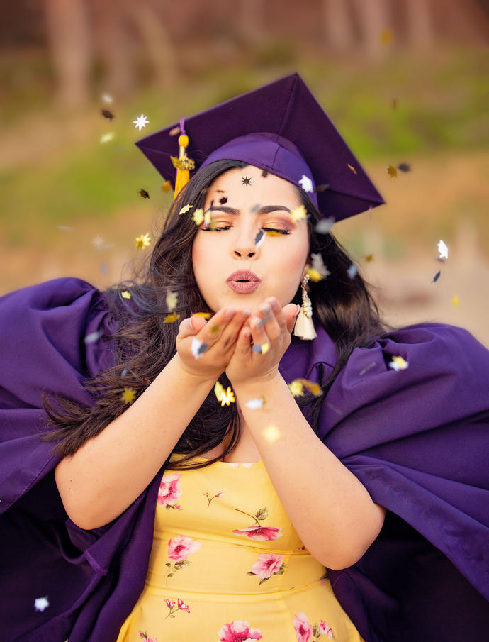 Graduation Photos San Francisco
