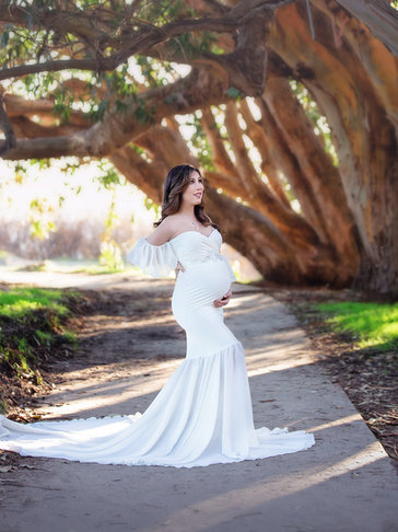 Ivory Diantha Gowns