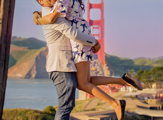 Stunning Engagement Portraits in San Francisco
