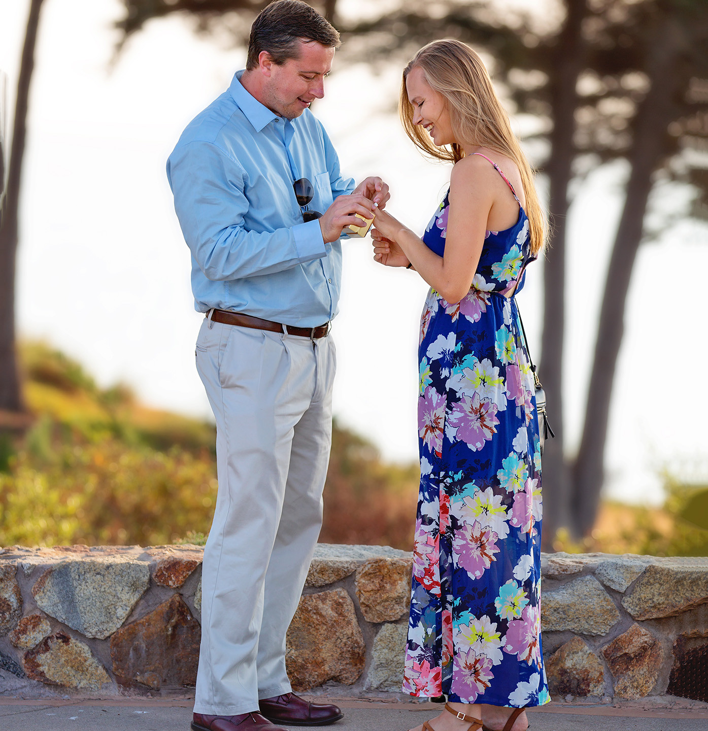 Wedding proposal Aptos CA