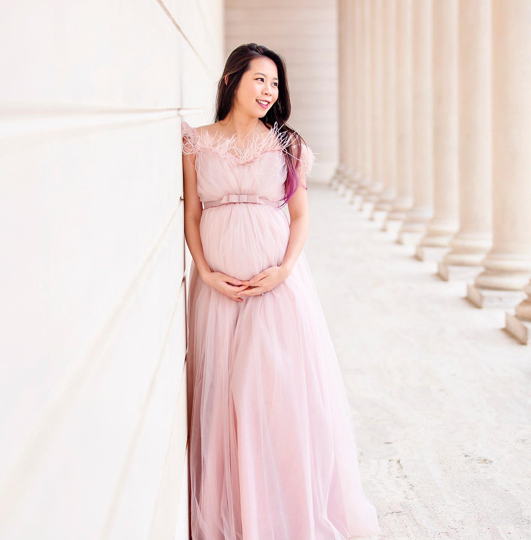 Maternity photographer San Jose