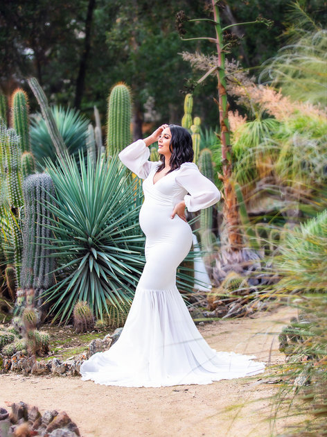 Ivory Francis Gown