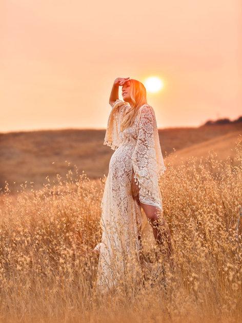 Flutter Clover Dress
