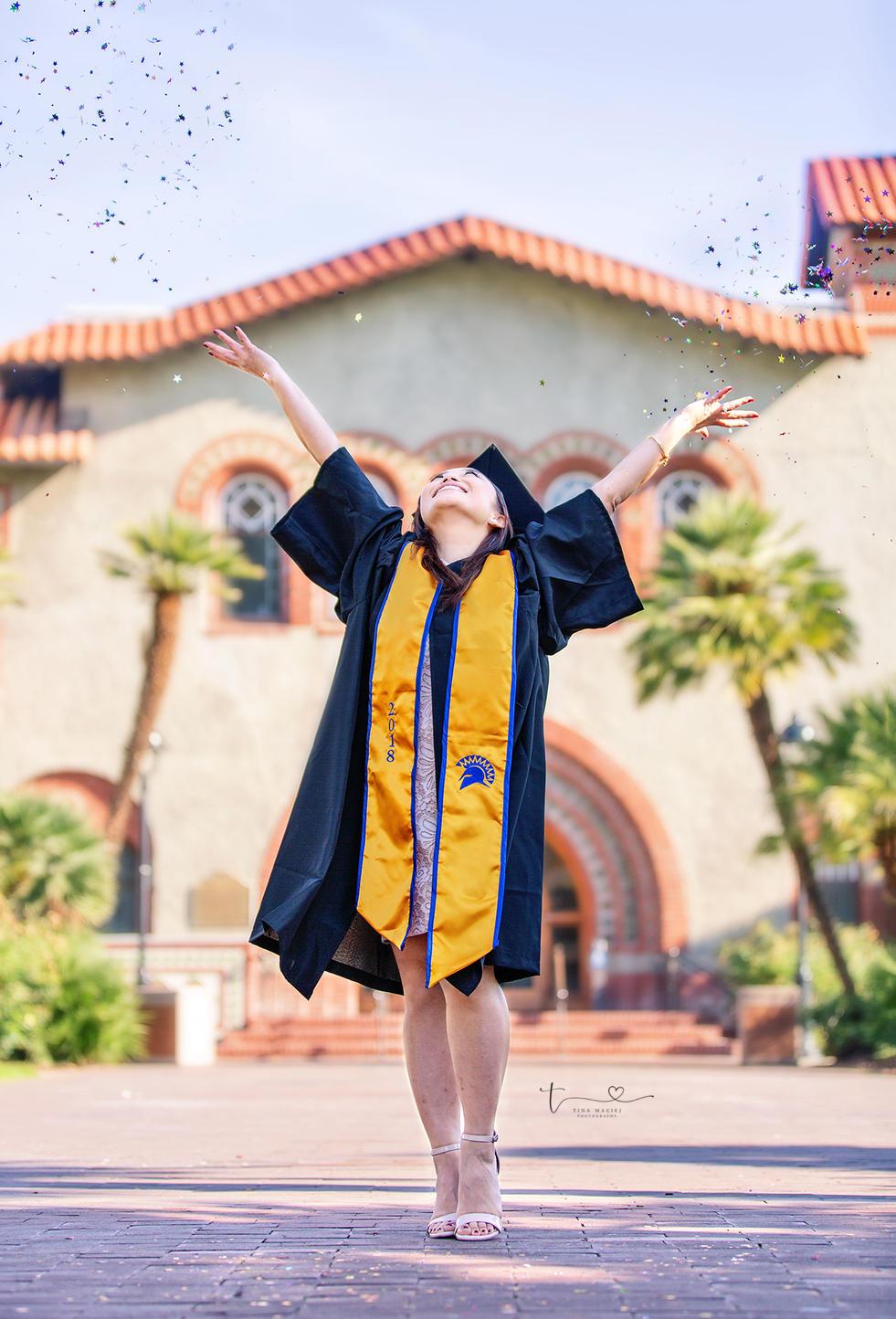 Graduation Photographer San Jose