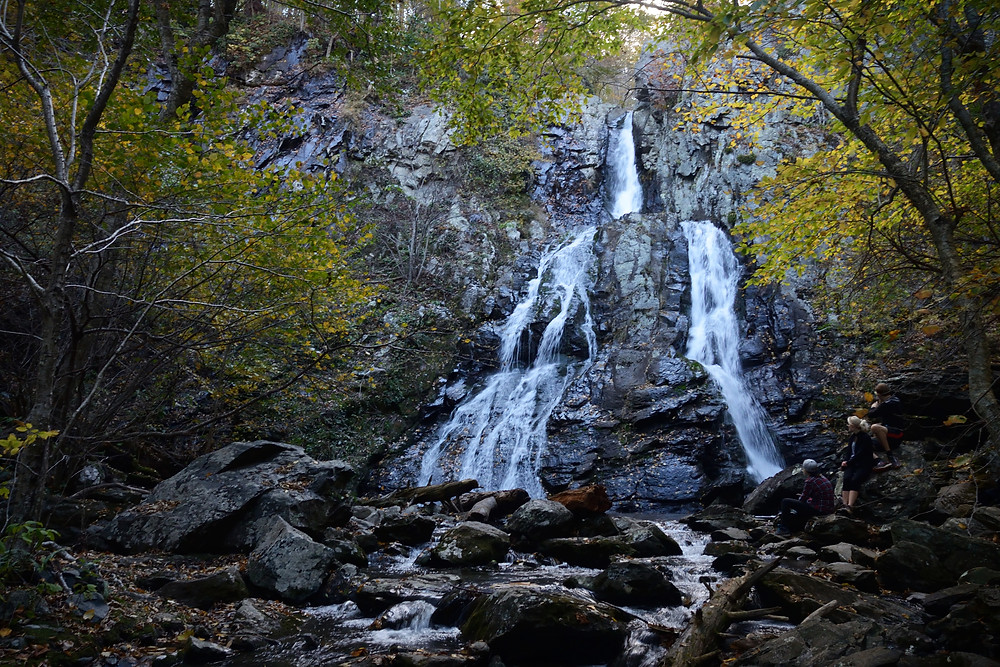 south-river-falls-shenandoah-hike-trail