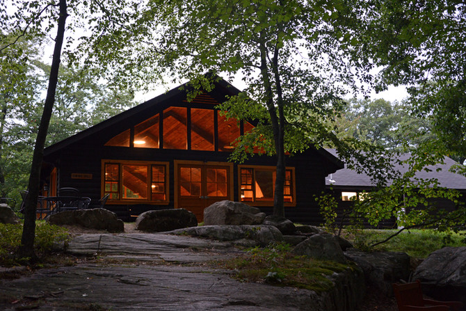 A Natural Respite: Discovering the AMC Harriman Outdoor Center! (VIDEO)
