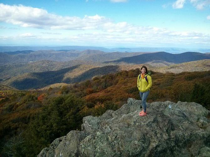 Viewpoints, Waterfalls, FOLIAGE! Our Fall Visit to Shenandoah National Park, VA