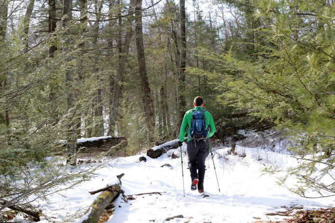 Winter Hiking 101 (w/ Visual Gear Guide!)