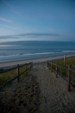 Sunrise on Long Beach Island