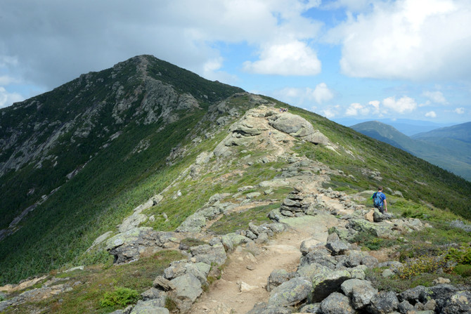 VIDEO: Hiking the Franconia Ridge Traverse, NH