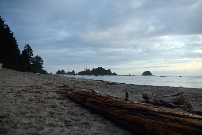 VIDEO: Backpacking the Olympic Coast