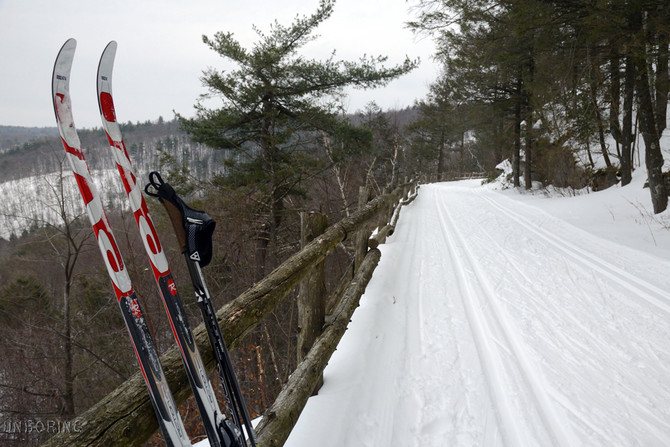 MISSION: XC-Skiing Mohonk Preserve to Mohonk Mountain House