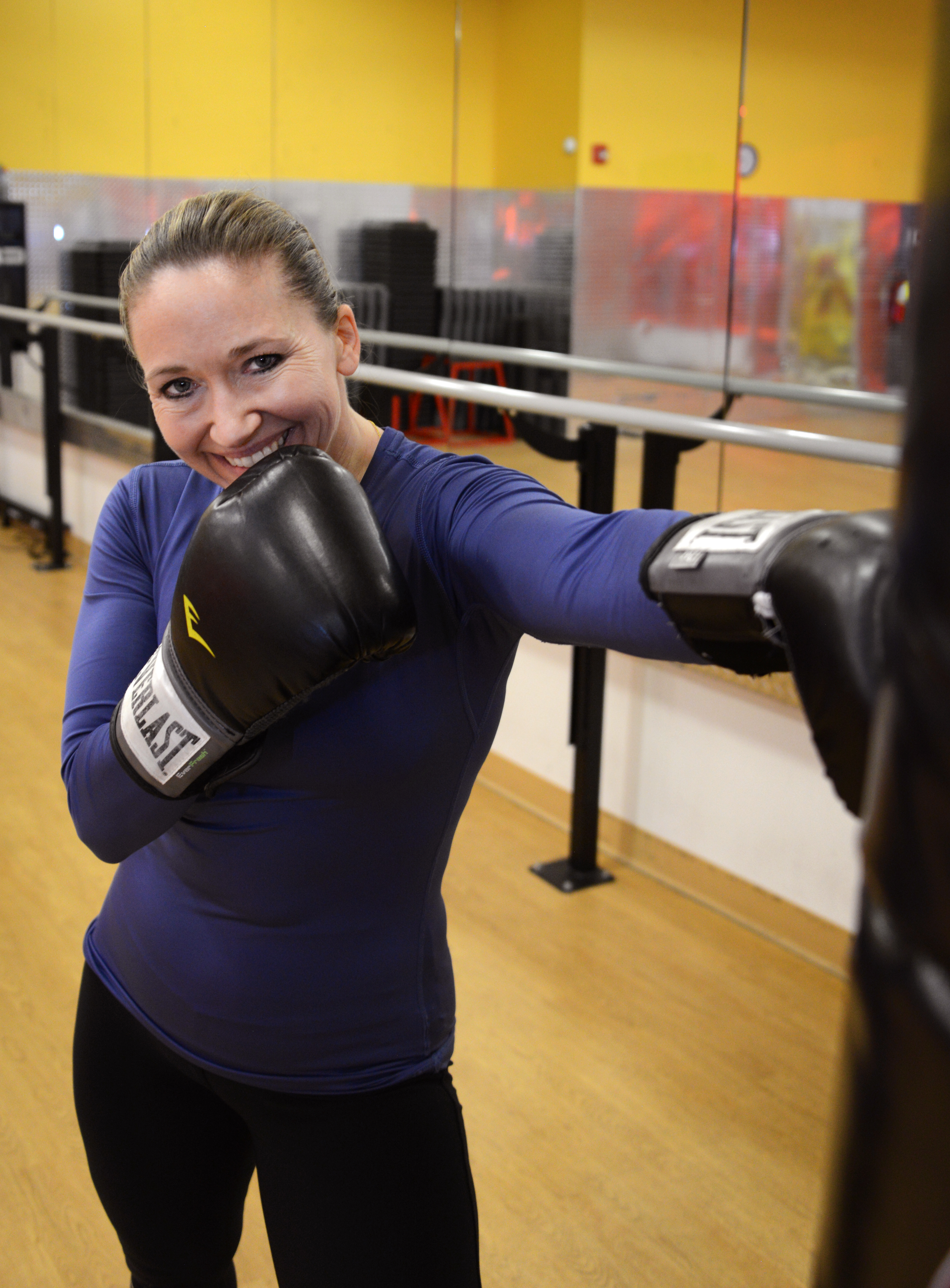 Kickboxing Portrait