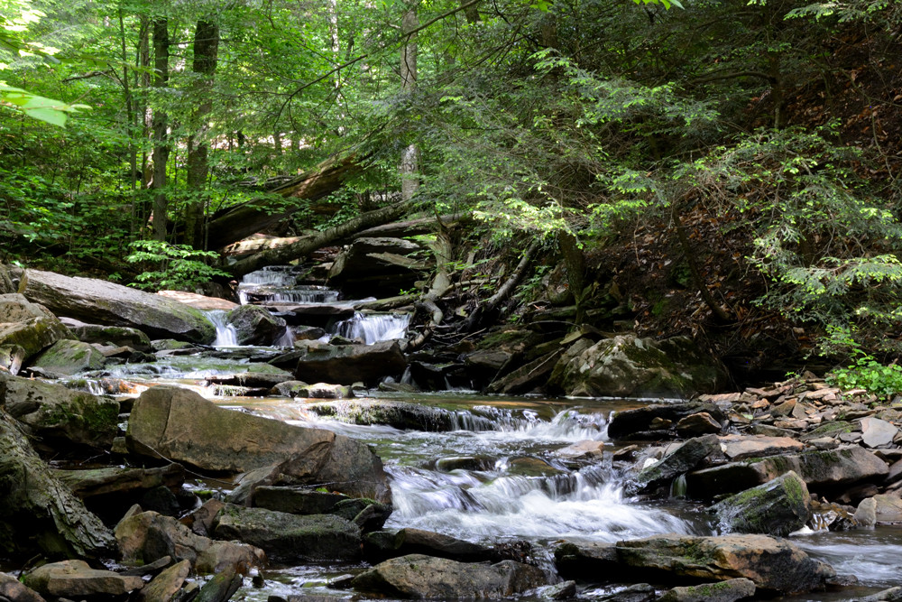 waterfalls-pennsylvania-hiking-glen