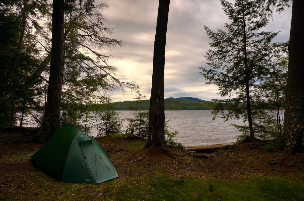 backpacking-canoe-trail-saranac-lake