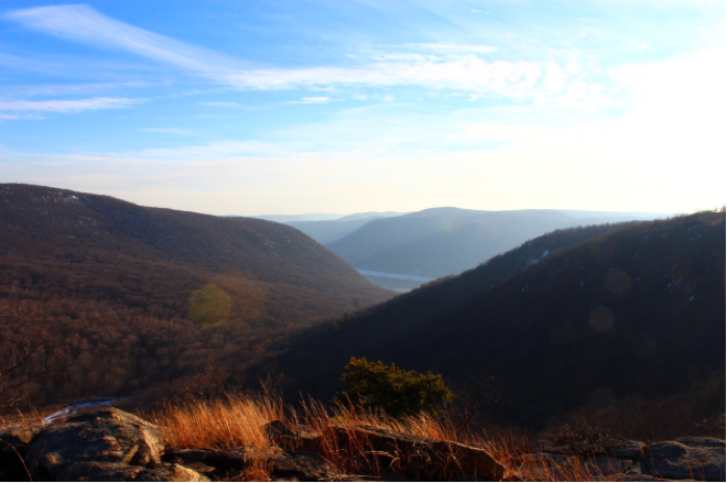 Revisiting Breakneck Ridge