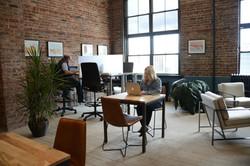 Communal Work Space