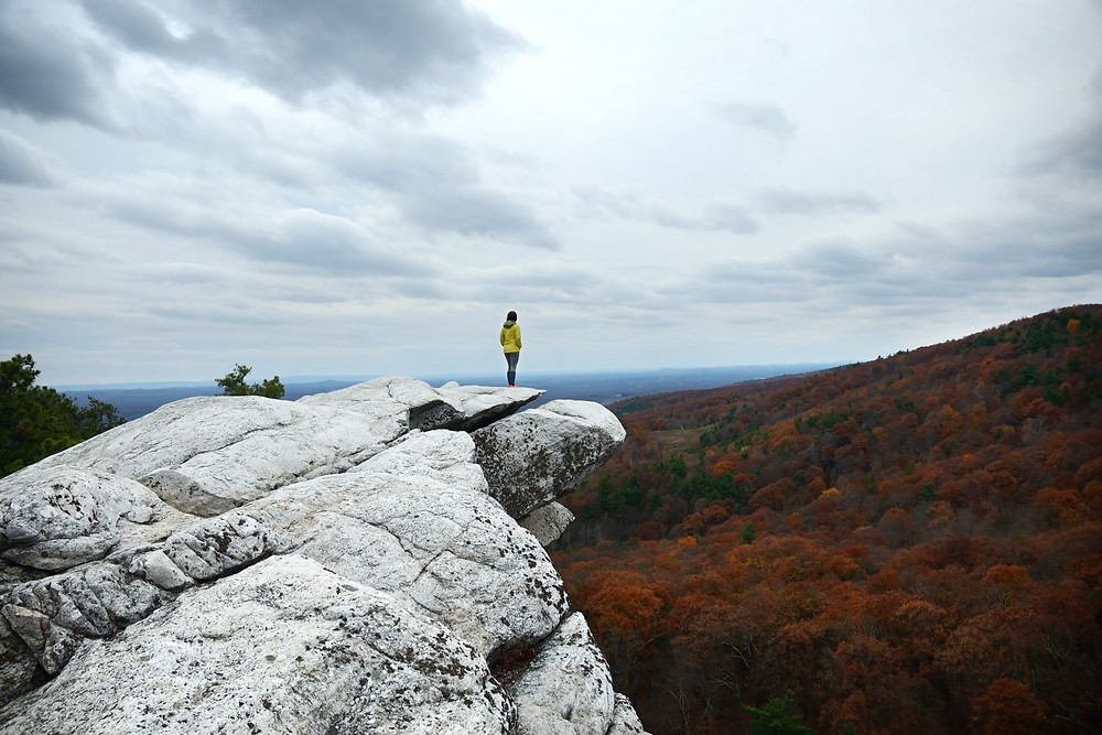 hiking-bonticou-crag-mohonk-preserve-ny