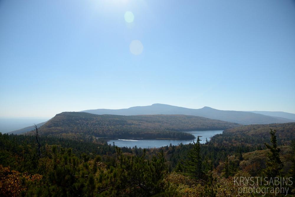 Escarpment Trail Views