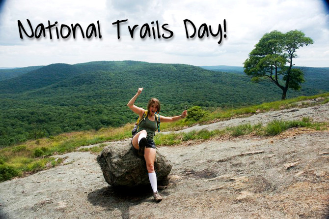 CELEBRATE National Trails Day!