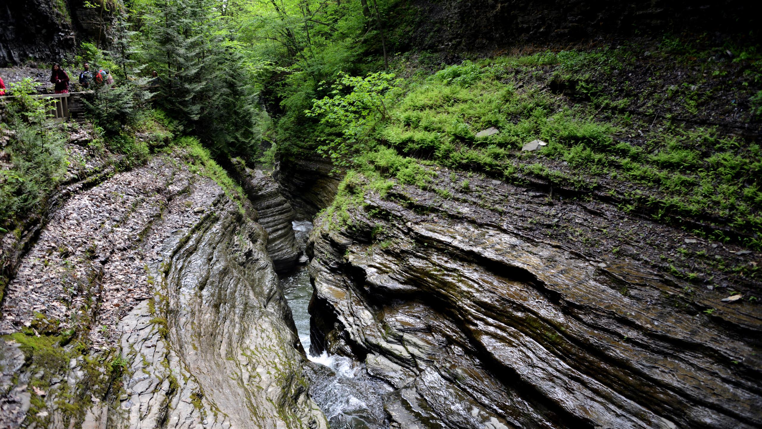 Layered Erosion