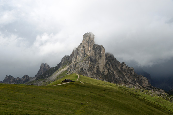 Getting Back to Business + Italy's Dolomites